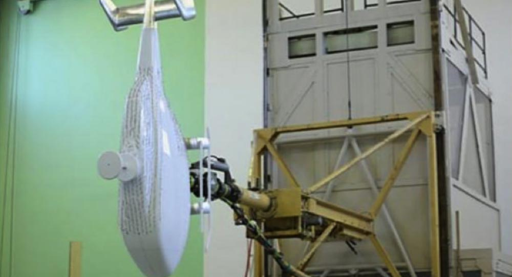 TsAGI completes first stage of VRT500 helicopter aerodynamic testing